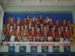 2007 год 1 зал первая команда