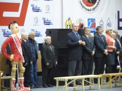 .А.Карелин на сибирском фестивале самбо Отечество